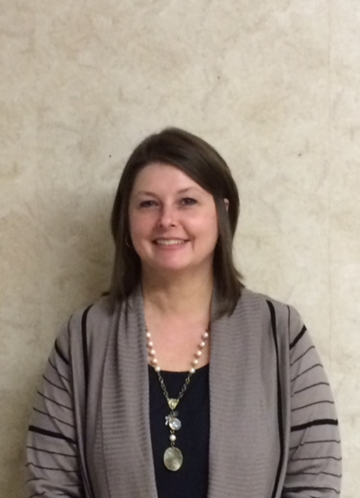 Christy Tipton, Administrative Assistant